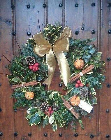 153_Wreath Wood