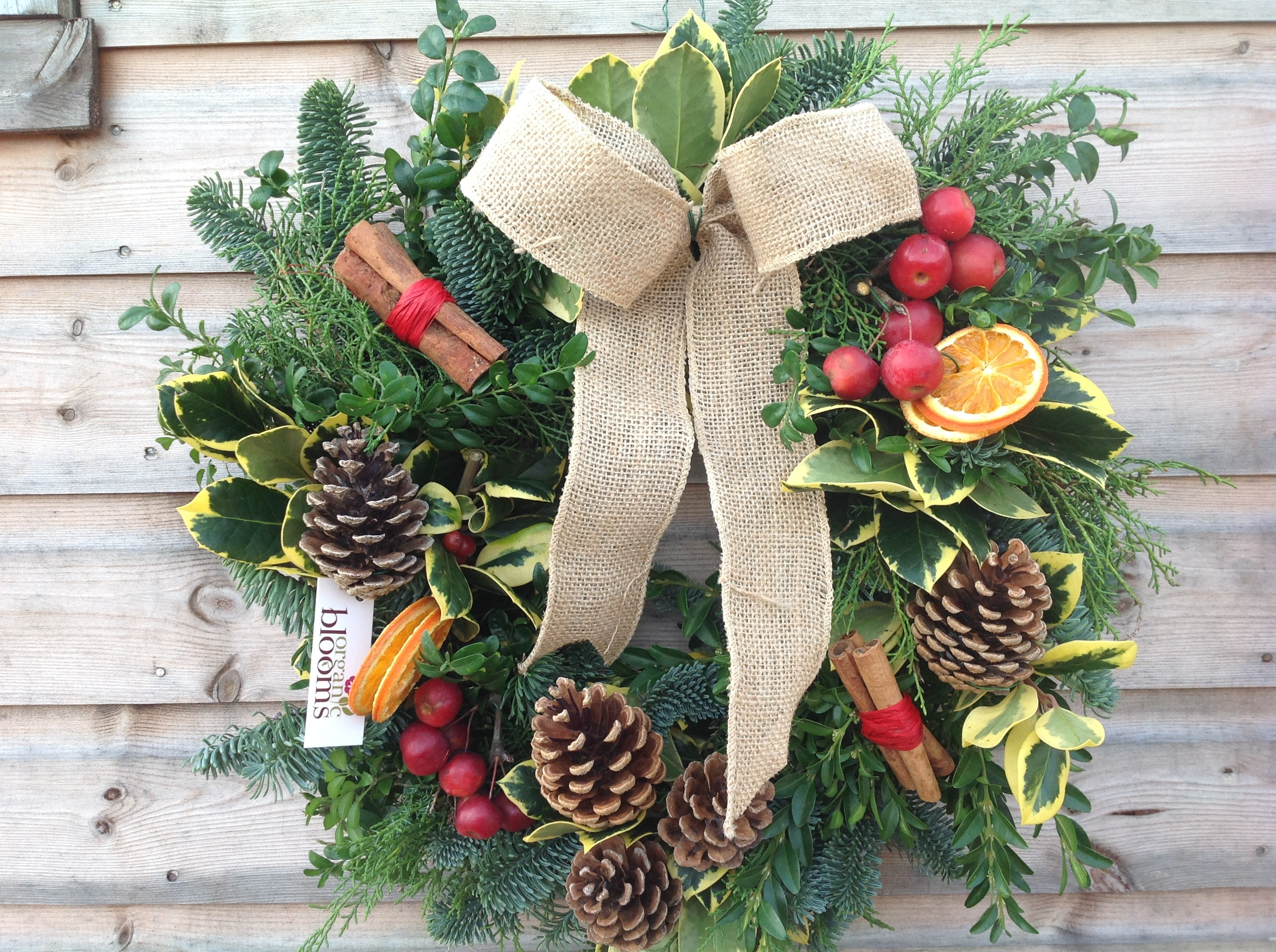 Medium Christmas Door Wreath