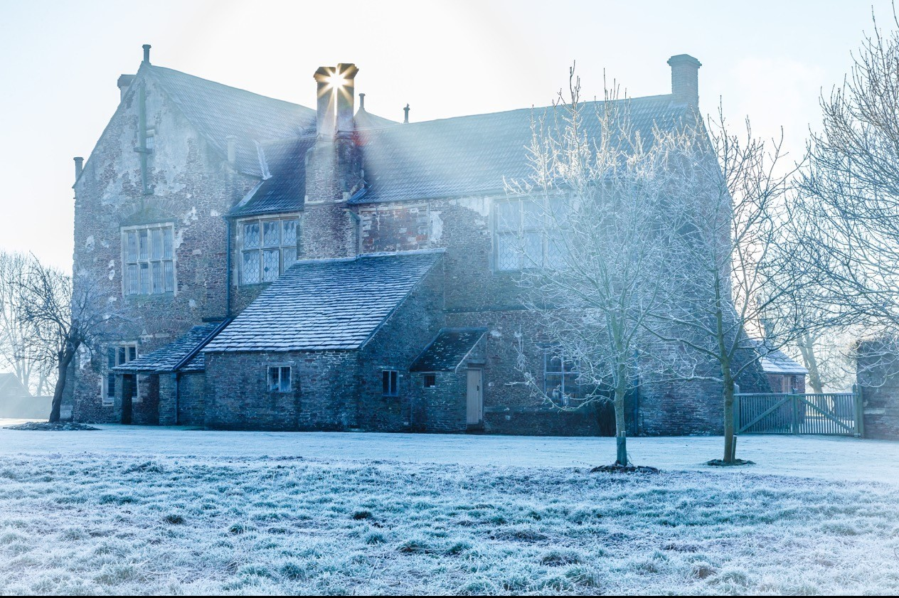 Christmas workshops at Acton Court
