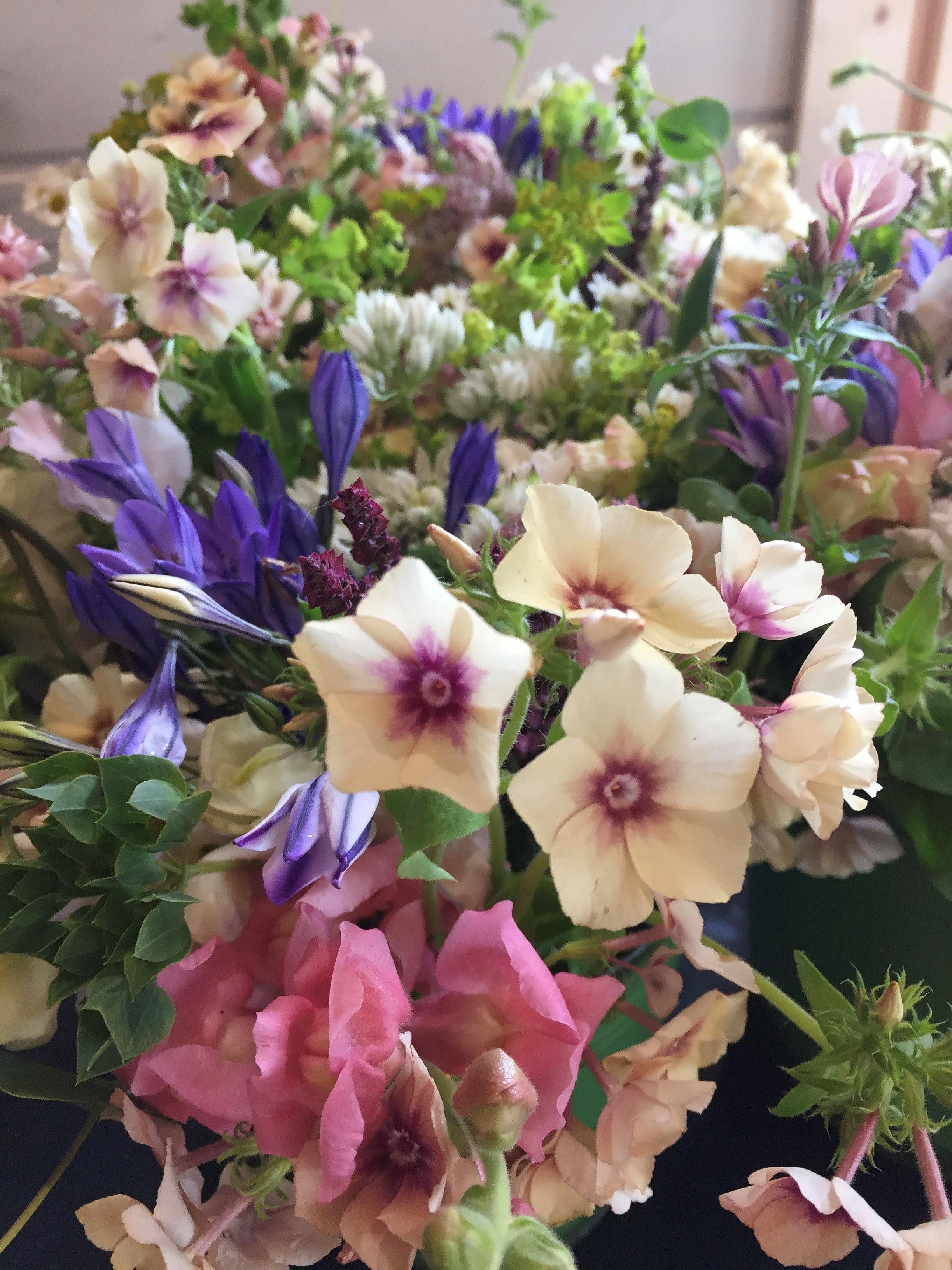 The Flower Farmers' Big Weekend